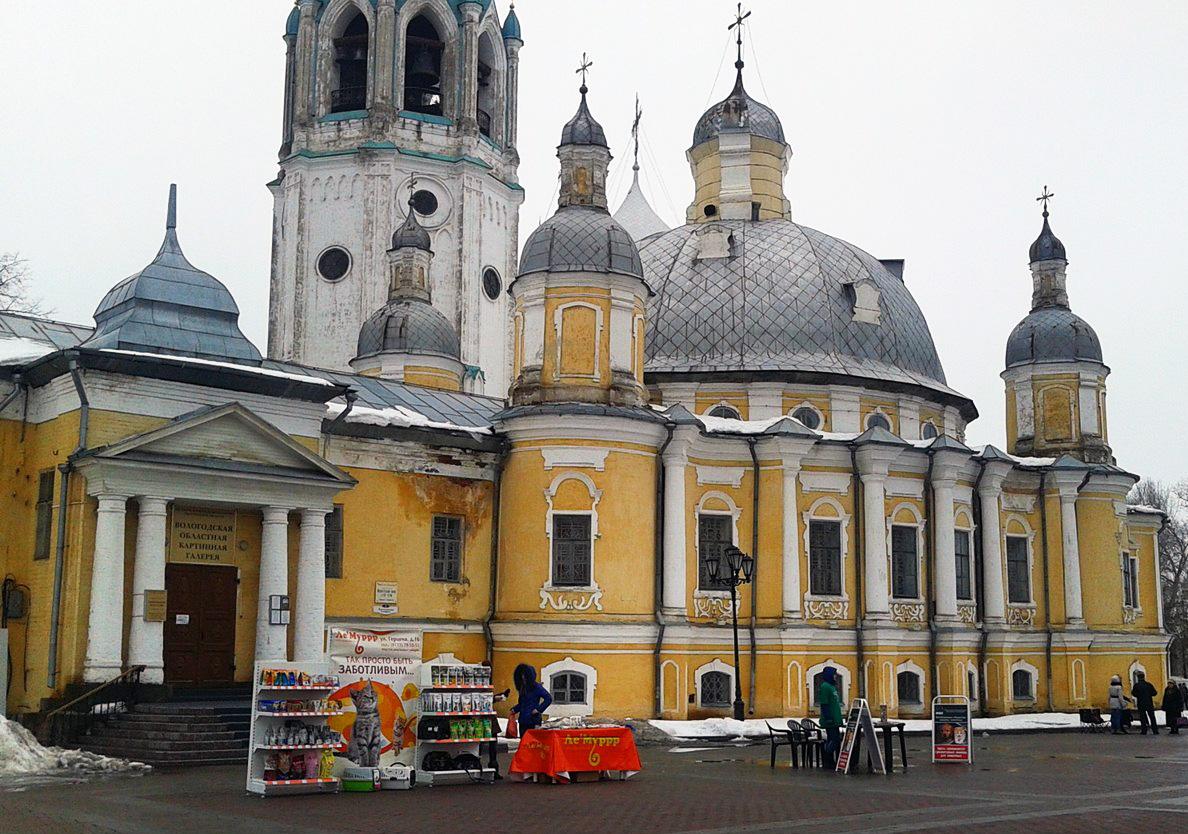 Передача здания картинной галереи в Вологде во владение церкви перестала быть тайной
