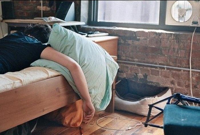 Оставшись без зарплаты, вологжанин обокрал дачу и заснул на месте преступления