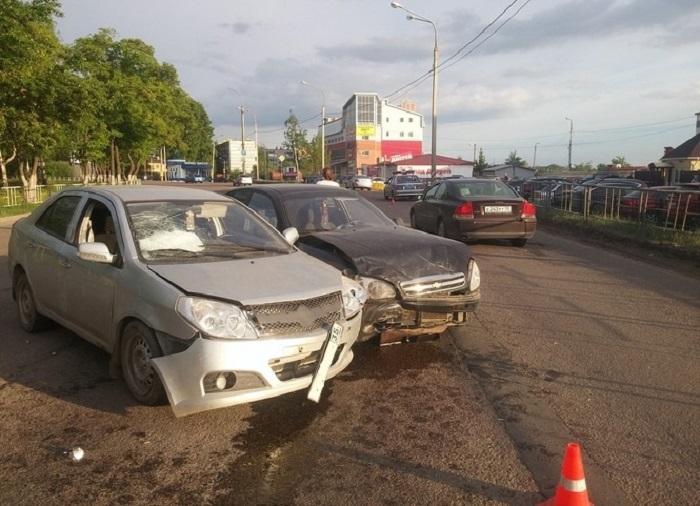 Из-за пьяного водителя в ДТП в Вологде пострадал ребенок
