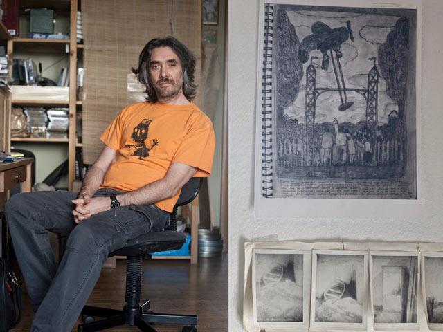 В Кириллове открывается выставка известного мультипликатора Алдашина