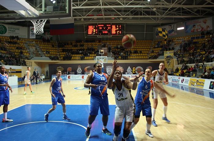 «Вологда-Чеваката» проиграла баскетболисткам из «Мерсин»