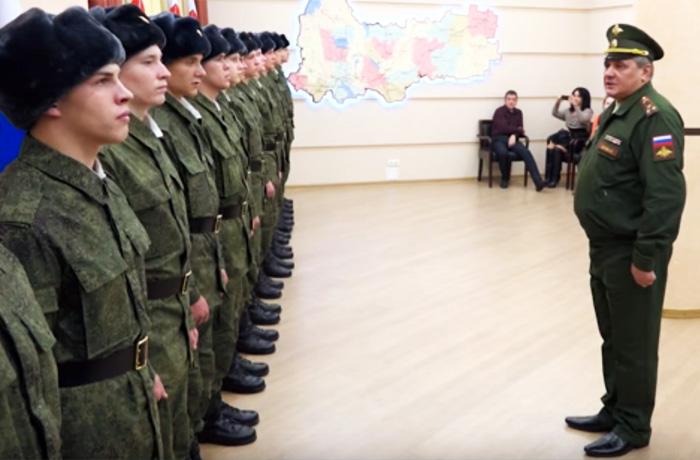 15 вологодских призывников отправились служить в Президенский полк