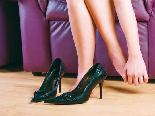 Убрать «косточки на ногах» за два часа и без госпитализации в стационар возможно в клинике «Вита»