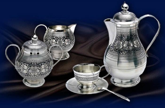 Серебро из Великого Устюга может попасть в список нематериального культурного наследия ЮНЕСКО
