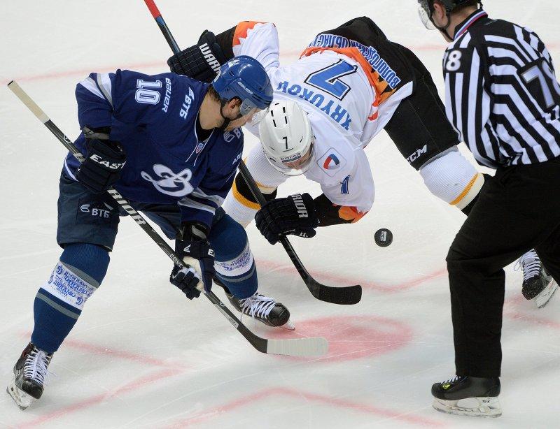 Хоккейная команда «Северсталь» потерпела восьмое поражение подряд
