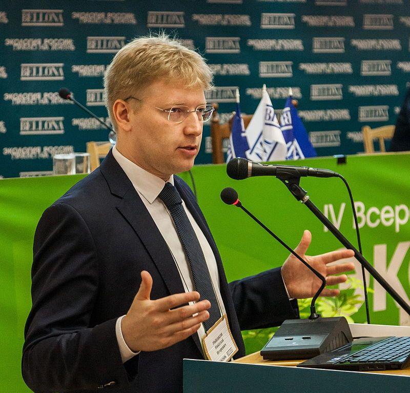 Жители Вологды смогут задать свои вопросы политику Николаю Рыбакову