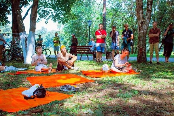Воскресенье в Вологде: Пикник VOICES и крестный ход