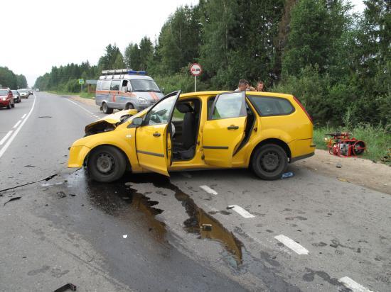 Человек погиб на трассе Вологда - Медвежьегорск