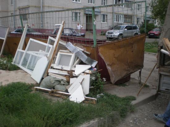 Мусор и мусорные войны