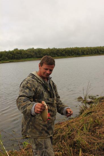 Областные соревнования по ловле рыбы фидером