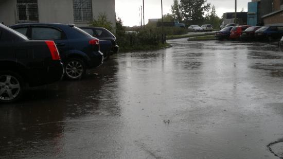 Потоп...