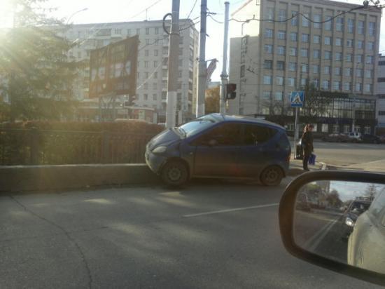 Днем на Винтеровском мосту