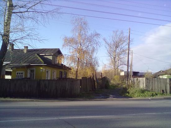 Где эта улица? Где этот дом?