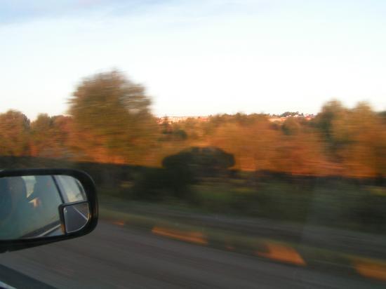 Фотомобиль: вид из окна