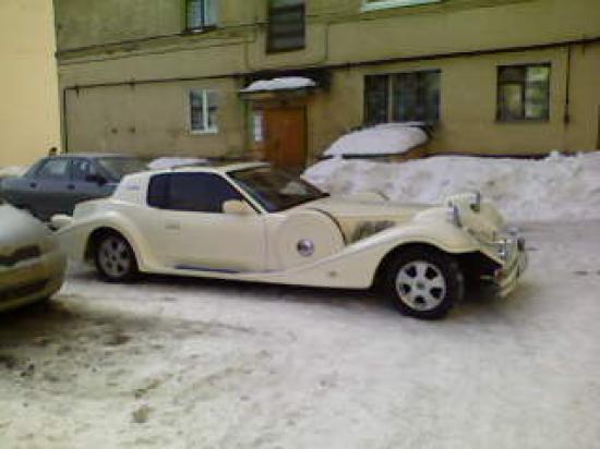 Фотомобиль: раритетный автомобиль