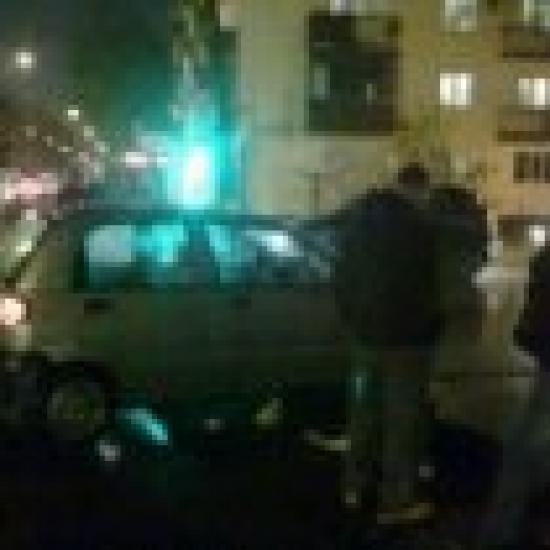 Пешехода сбили в Вологде
