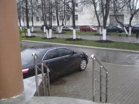 В натуре... Владимир Палыч в прокуратуре....