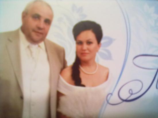Лариса и Андрей!