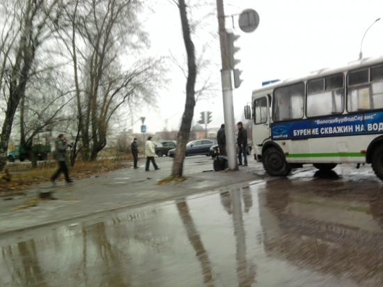 Авария на Пошехонском шоссе