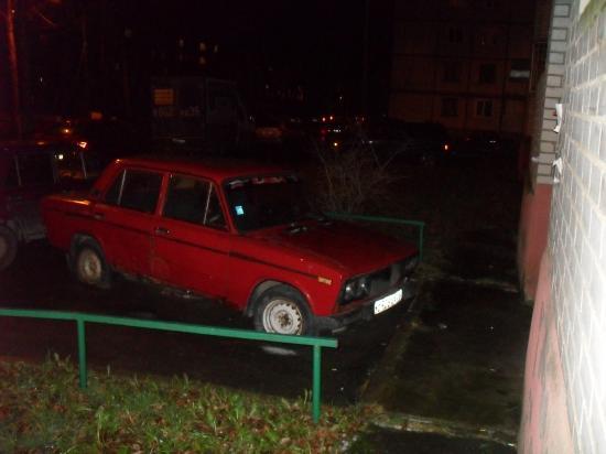 Операция Ы: кладбище автомобилей