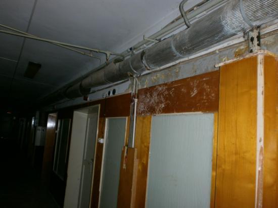 Больница из фильма ужасов