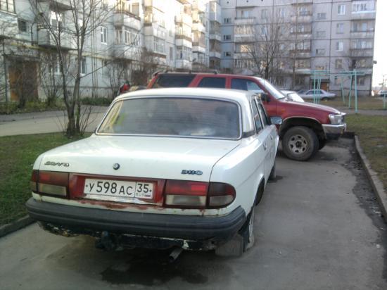 Операция Ы: старая Волга