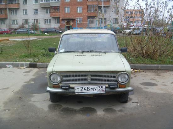 Операция Ы: автохлам с Ленинградской