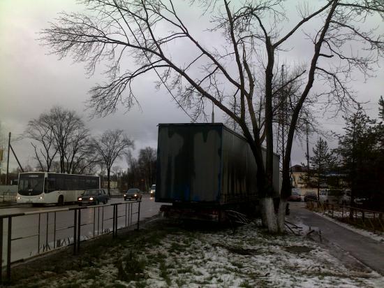 Авария на Чернышевского. Благородный водитель