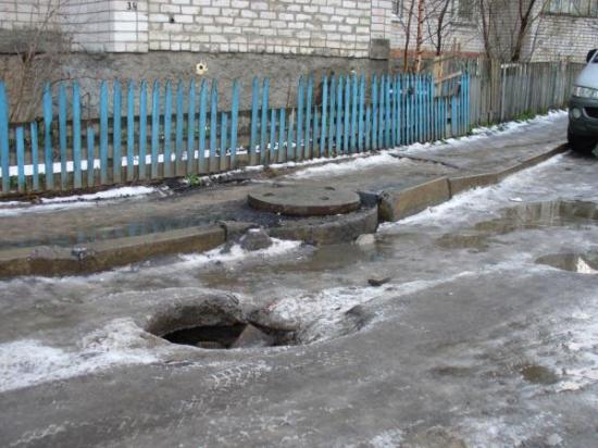 Вологодские ямы знает вся Россия!