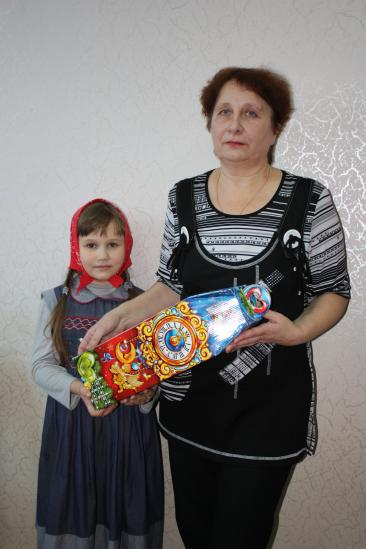 Ольге за репортаж