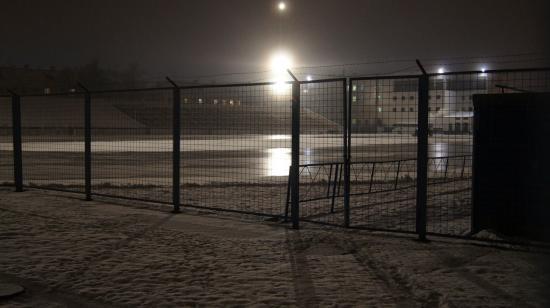 Вот он, вот он лёд моей мечты - гладенький и чистый))