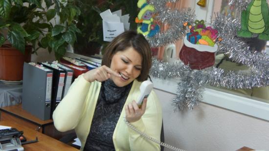 Дед Мороз! Ты меня слышишь?! :)))