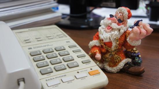 Новогодний офис планово-экономического отдела ТФ ОМС