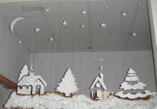 Новогодний офис: Зимняя сказка
