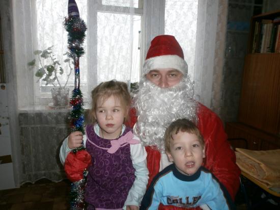 Два Деда Мороза
