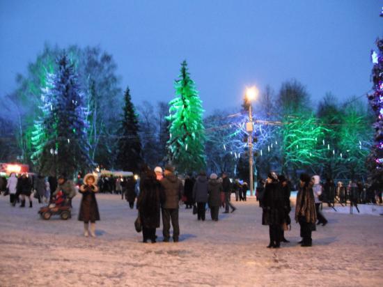 Вологда-Вологда нет роднее города.