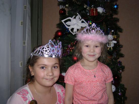 Наши принцессы