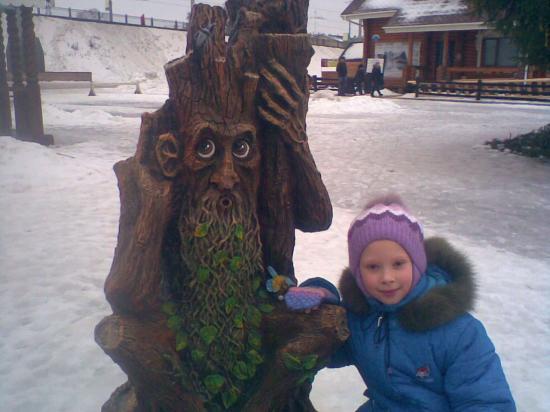 Празднуем Рождество в Вологодской слободе.
