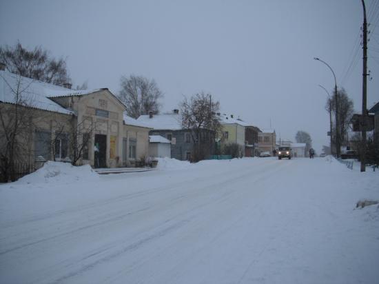 вот она снежная зима наконец-то пришла.