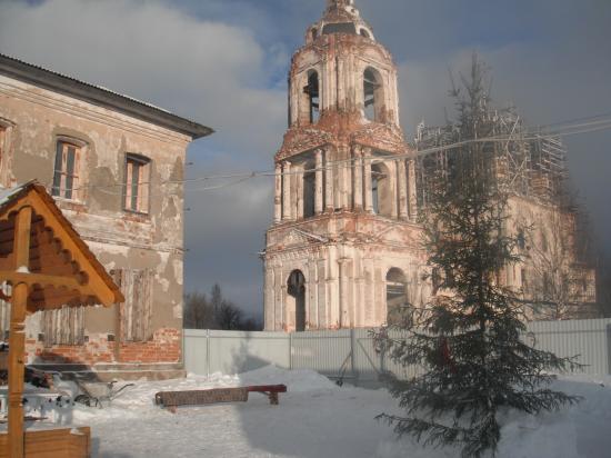Храм Василия Великого.