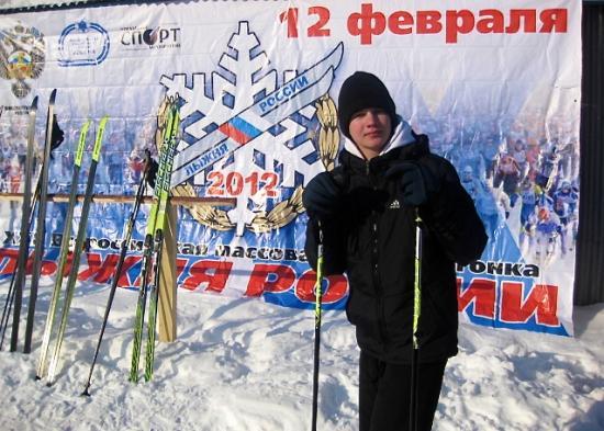 Школьники Череповца, тоже приняли участие в соревнованиях.