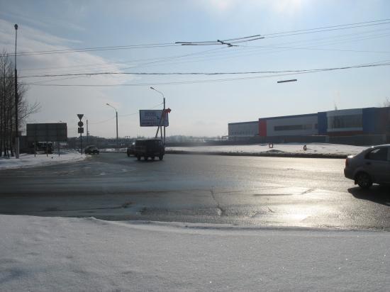 Один из светофоров появится около дома № 97-б по улице Ленинградская.