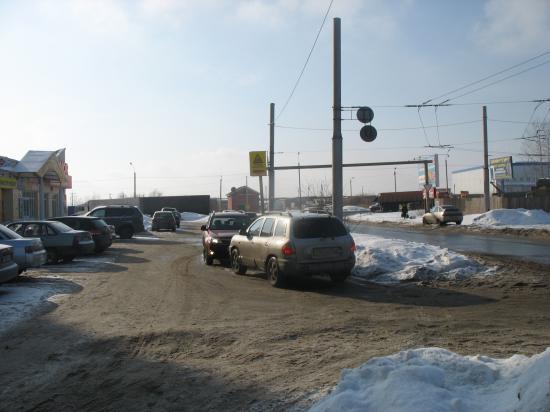 Гениальный проект, или издевательство над автомобилистами