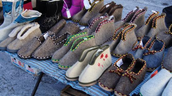 В Вологду приехала белорусская ярмарка