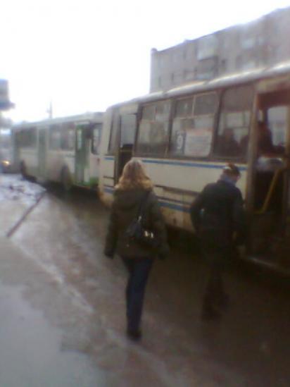 Автобусный ассортимент
