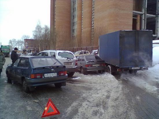 Авария на Мальцева