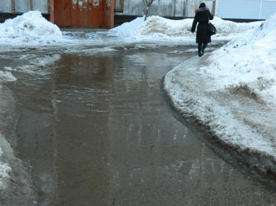 Ледовое побоище: череповецкие дворы