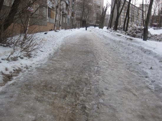 ул Тимохина тротуар для пешеходов или для конькобежцев?