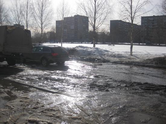 улица Архангельская район Заречье