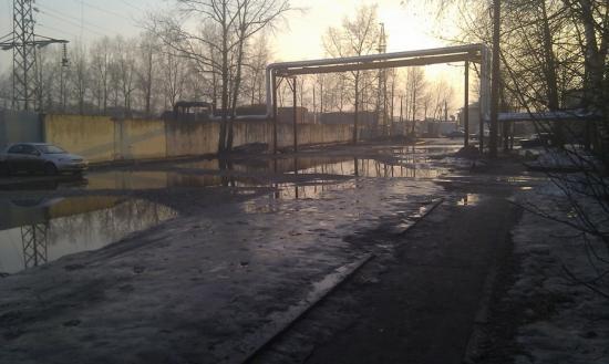 Вологодская колдобина: улица Гиляровского